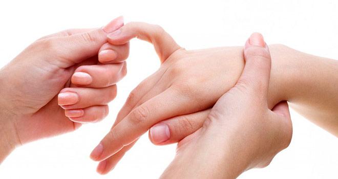 Покалывание в кончиках пальцев