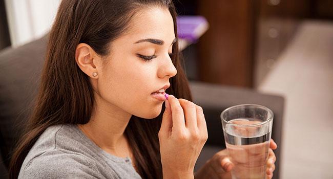 Длительный прием седативных препаратов